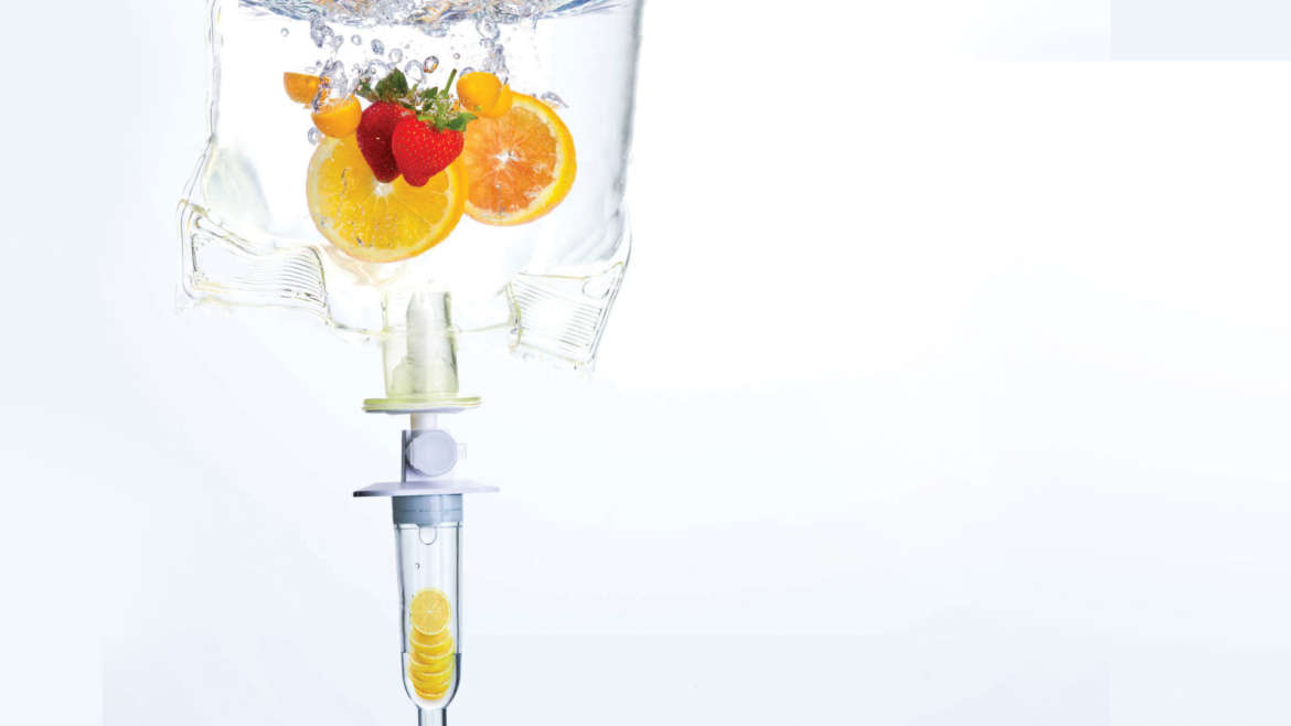 IV Nutrition Therapy is the Holistic Way to Boost Your Body's Immune System